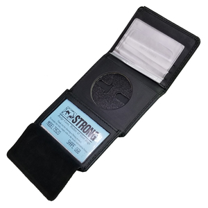 ストロング ID バッジホルダー 財布 カード&ポリス79520-068 | 名札入れ 社員証 カードケース カードホルダー ポリスバッジケース 警察バッジケース ポリスバッチケース 警察バッチケース バッチホルダー