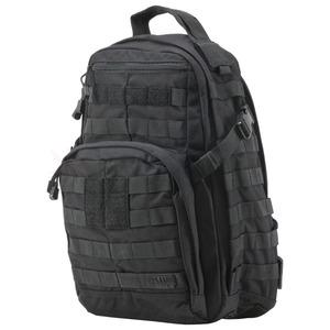 5.11タクティカル ラッシュ12 バックパック 56954 [ ブラック ] 56892 5.11Tactical VTAC RUSH12 21L | 511 リュックサック ナップザック デイパック カバン かばん 鞄 ミリタリー ミリタリーグッズ サバゲー装備マルチカモ カモフラージュ 迷彩