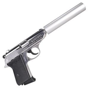 Reptile: Marushin firing model gun Walther PPK silencer