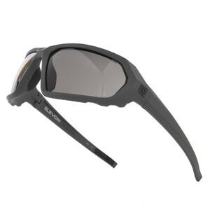 5.11 タクティカル ELEVON フルフレームサングラス 52069 [ チャコール ] 5.11Tactical エルボン 511 アイウェア 保護メガネ 保護眼鏡 紫外線カット UVカット