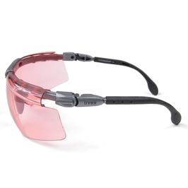 UVEX 太阳镜适合逻辑玫瑰 buriko 尺码大运动眼镜 (眼镜) 紫外 UV 切太阳镜安全护目镜 (护目镜)