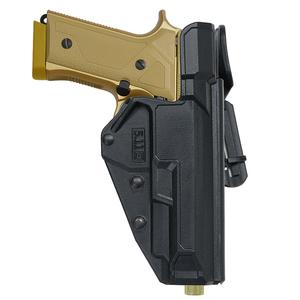 ベレッタのM9系に対応したLV2ヒップホルスター 5.11 Tactical ホルスター THUMBDRIVE セール品 Beretta M92 M9系 適合 お得セット 拳銃嚢 CQBホルスター ベレッタ ヒップホルスター サムドライブ 近接格闘 ベルトホルスター CQCホルスター