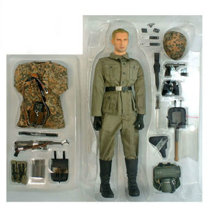 Reptile Dragon Models Limited 1 6 Action Figures Wwii Germany