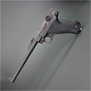 Tanaka gas gun Ruger P06 M1906Ver 8 inch TANAKA handgun pistol gas gun at least 18 years of age for more than 18 years of age for gas blowback M1906version8inch