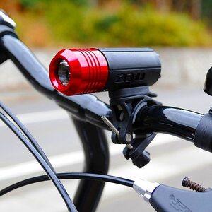 プリンストンテック 自転車用LEDライト PUSH [ ブルー ] プッシュ ライトホルダー Princeton Tec ハンディライト アウトドア 懐中電気 明るいLEDライト 強力 防災