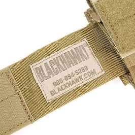 burakkuhokugurenedopochisutoraiku 37CL14[koyotetan]CT MOLLE| Blackhawk BHI手榴弹门军事商品军事用品sabage装备