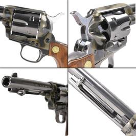 哈特福德模型槍SAA45 atirarigosutoburakkumoderu HWS DENIX復製品古董槍西洋槍