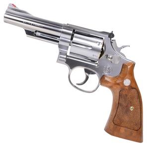 Crown model high hop up air revolver S/&W M19 357Magnum 4inch Airsoft gun Japan
