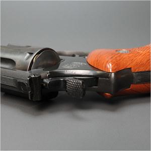 醇厚犀牛模型枪S&W M29 6英寸MHW起火模型枪左轮手枪手枪手枪手枪百万有重大影响的人物史斯密&uesson Smith&Wesson