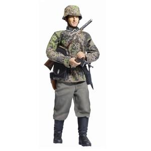 ドラゴンモデルズ 1 6フィギュア ドイツ軍 SS特殊部隊 中尉 フーベルト・メッツガー DRAGON MODELS Christoph Gruber 可動式ミリタリーフィギュア 第二次世界大戦 ナチス ドイツ連邦軍