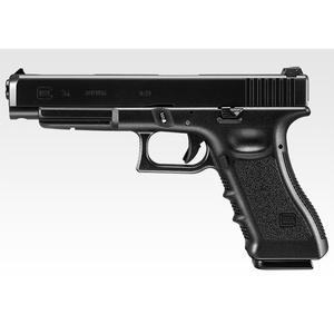 <title>グロック34をガスブローバックでモデルアップ 東京マルイ ガスガン GLOCK34 ガスブローバックNO.69 ハンドガン 抹消 ピストル ガス銃 超特価 18才以上用 18歳以上用 オートピストル 自動拳銃 自動式拳銃 オートマチックピストル 遊戯銃</title>