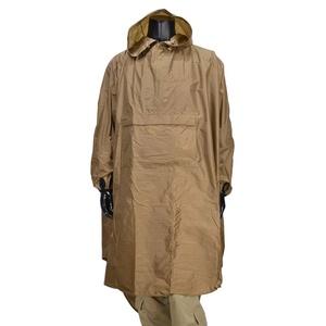 Snugpak レインポンチョ 92295 パトロール コヨーテタン レインコート 雨合羽 雨カッパ PONCHO 軍用 ナイロンポンチョ ミリタリー