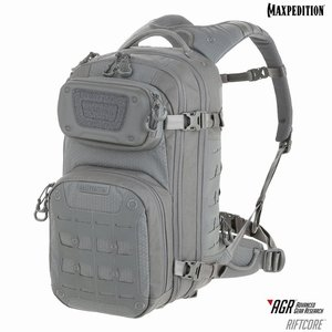 MAXPEDITION リフトコア バックパック [ グレー ] マックスペディション リュックサック ナップザック デイパック カバン かばん 鞄 ミリタリー ミリタリーグッズ サバゲー装備