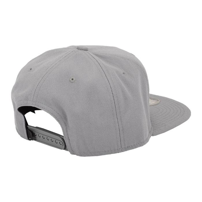 grey nike snapback
