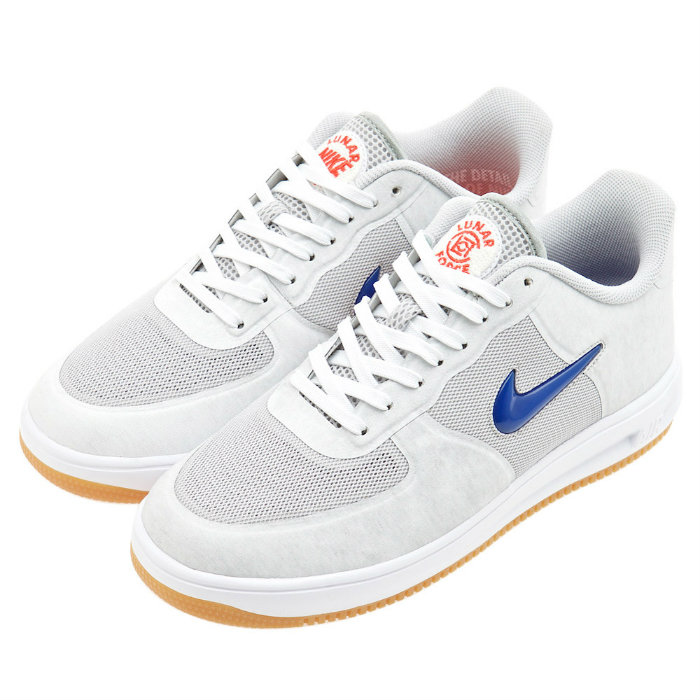 Nike NIKE CLOT LUNAR FORCE 1 FUSE SP 717303-064 clot Luna for Swan fuse  white
