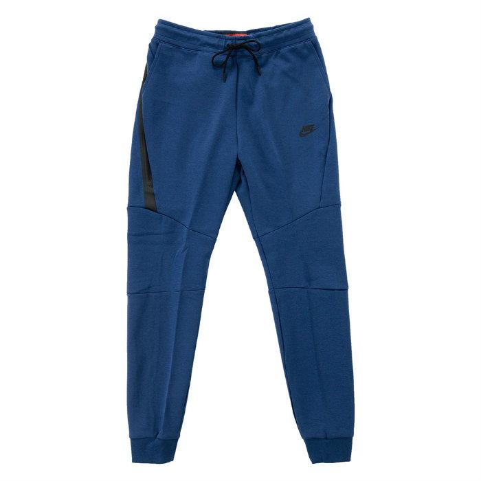 NIKE TECH FLEECE JOGGER 805162 424 Nike technical center fleece jogger underwear blues wet taper doh