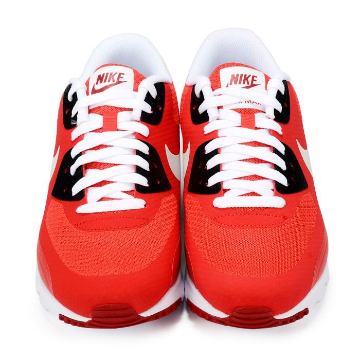 NIKE AIR MAX 90 ULTRA ESSENTIAL 819474 600耐克空气最大超精华鞋运动鞋红