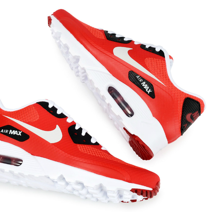 NIKE AIR MAX 90 ULTRA ESSENTIAL 819474 600耐吉空氣最大超精華鞋運動鞋紅