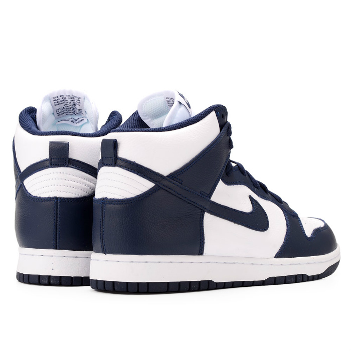 finest selection aba08 d4c03 ... new zealand nike dunk high retro qs 850477 103 nike dunk haile fatty  tuna white navy
