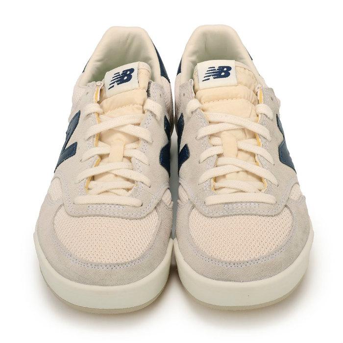 新平衡 CRT300WA 新平衡鞋運動鞋 300 灰色白色海軍