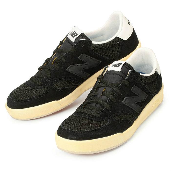 【メンズ】New Balance CRT300CJ ニューバランス 靴 スニーカー 300 ブラック