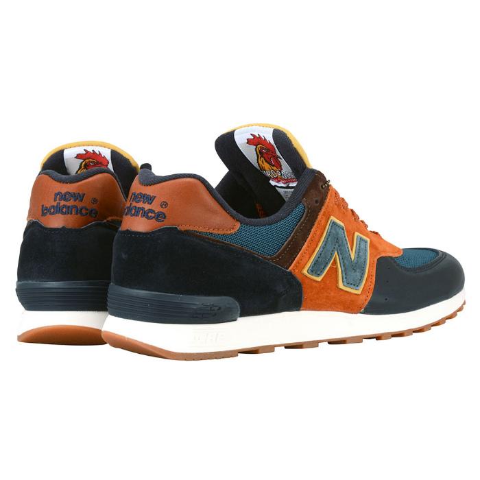 "New Balance M576YP""Yard Pack""MADE IN ENGLAND新平衡运动鞋调车场包多色佣人·in·英格兰D怀斯576"