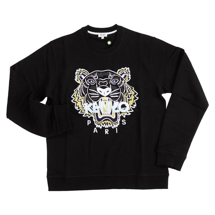 all black kenzo t shirt