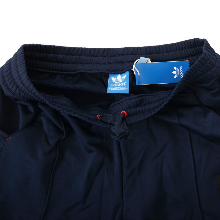 阿迪达斯原件 WIDELEG 裤子 AZ6368 阿迪达斯原件 wideleg 裤子海军泽西