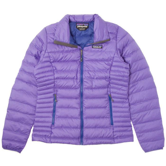 ★34時間限定★10%OFFクーポン配布中! 【レディース】Patagonia Women's Down Sweater Violetti 84683 パタゴニア ウィメンズ ダウン セーター ジャケット ヴァイオレット パープル