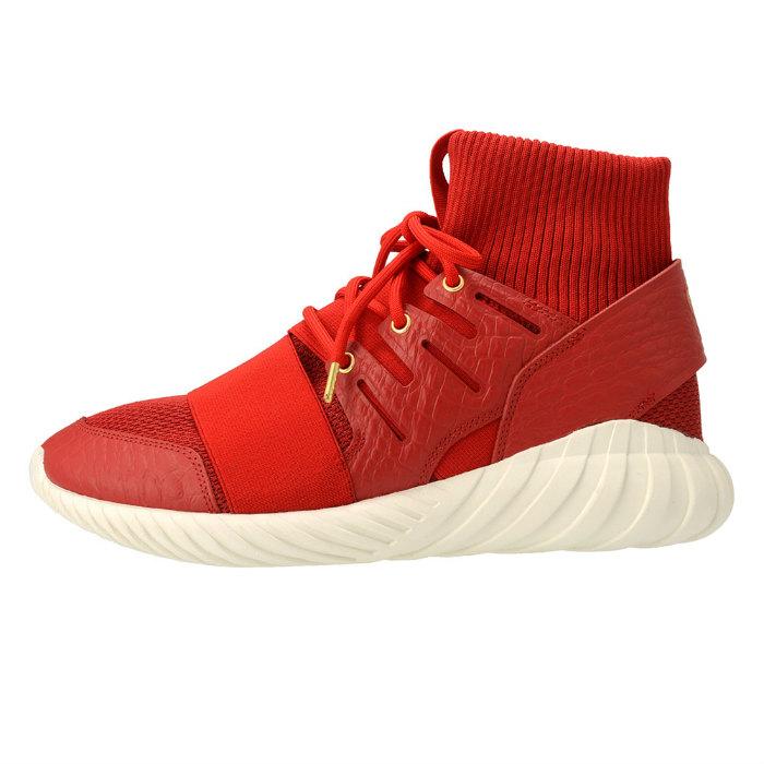 adidas TUBULAR DOOM CNY AQ2550 adidas tubular doom Chinese new year Red Red sneakers 05P01Oct16