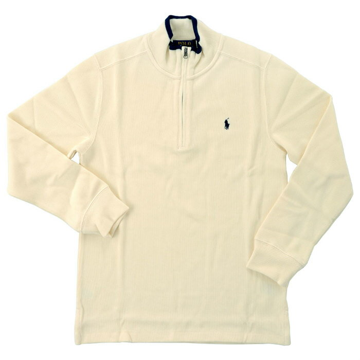 cream ralph lauren polo