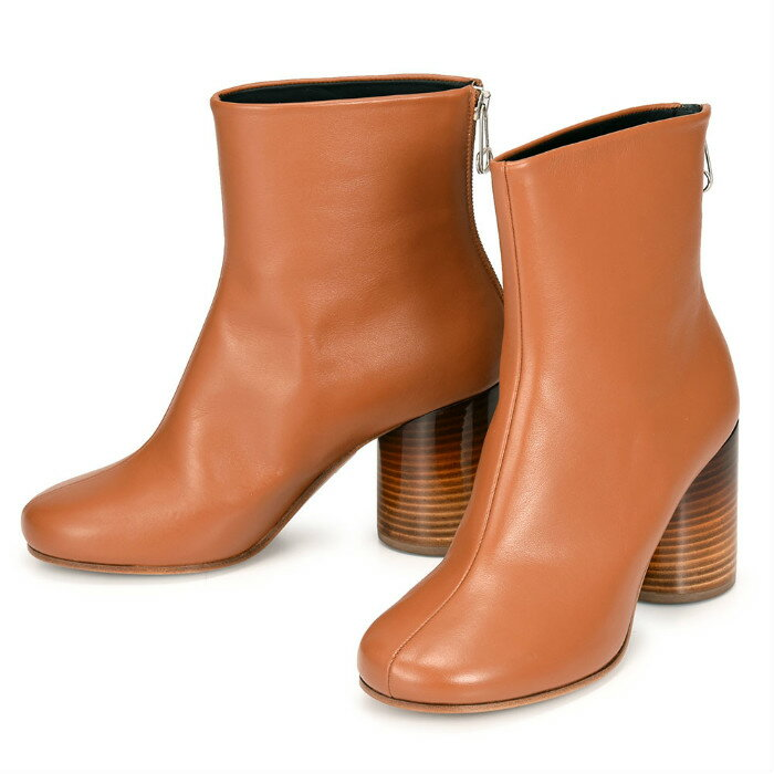 beautiful and charming limpid in sight newest collection メゾンマルジェラアンクルブーツ tea brown bootie Maison Margiela Ankle Boot S58WU0152  SY0438 133 Lady's shoes (otr1675)