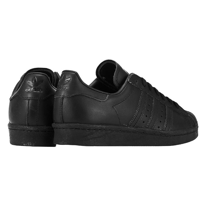 cheap for discount 2d6b5 c212e Until from 1 to 7 on May 10 00 more than 5,000 yen! Sneakers black black  adidas SUPERSTAR 80s S79442 men s for Adidas superstar 80s