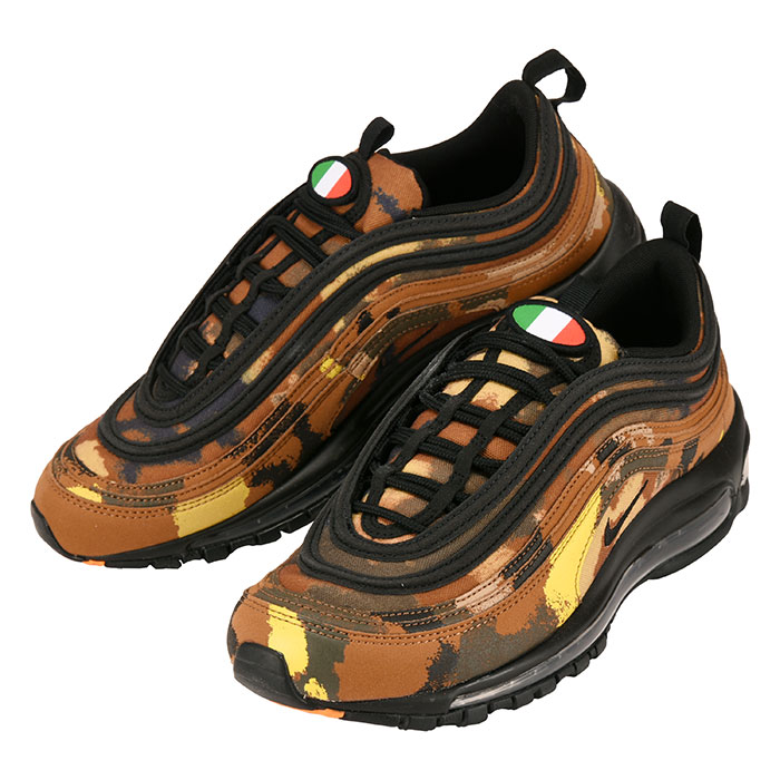 NIKE Nike men Air Max 97 sneakers NIKE AIR MAX 97 PREMIUM QS Country Camo Pack