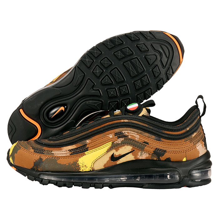 696422000c2 NIKE Nike men Air Max 97 sneakers NIKE AIR MAX 97 PREMIUM QS Country Camo  Pack