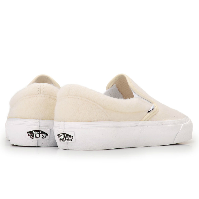 e65528e12ae0a1 VANS X OPENING CEREMONY CLASSIC SLIP-ON VN0004MPJJN vans opening ceremony  classical music slip-ons off-white Angora wool sneakers shoes collaboration  model