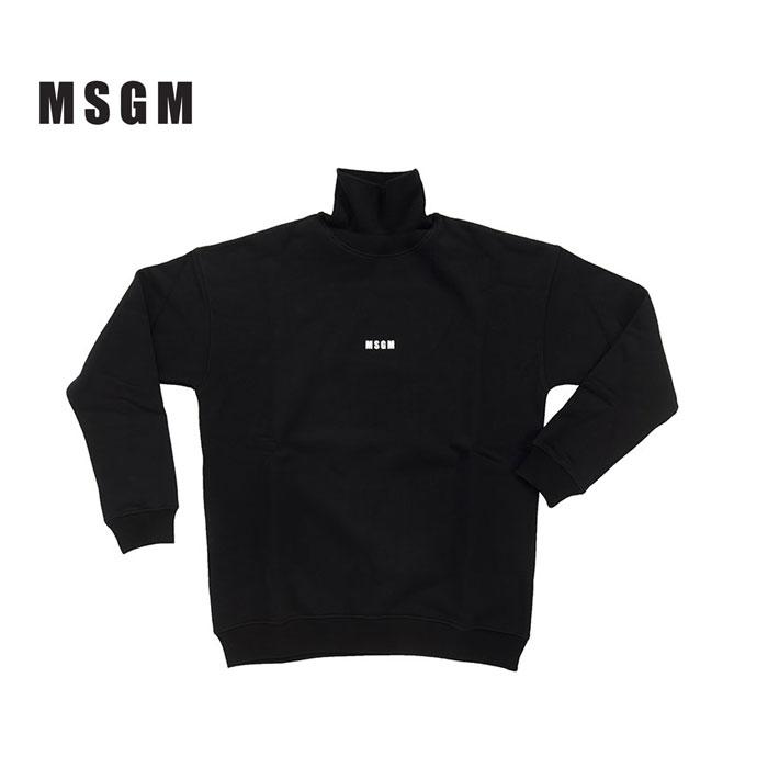 MSGM エムエスジーエム Sweatshirt 2541MDM168 184799 99 送料無料 在庫処分 otr2639 トレーナー レディース NKN スウェット