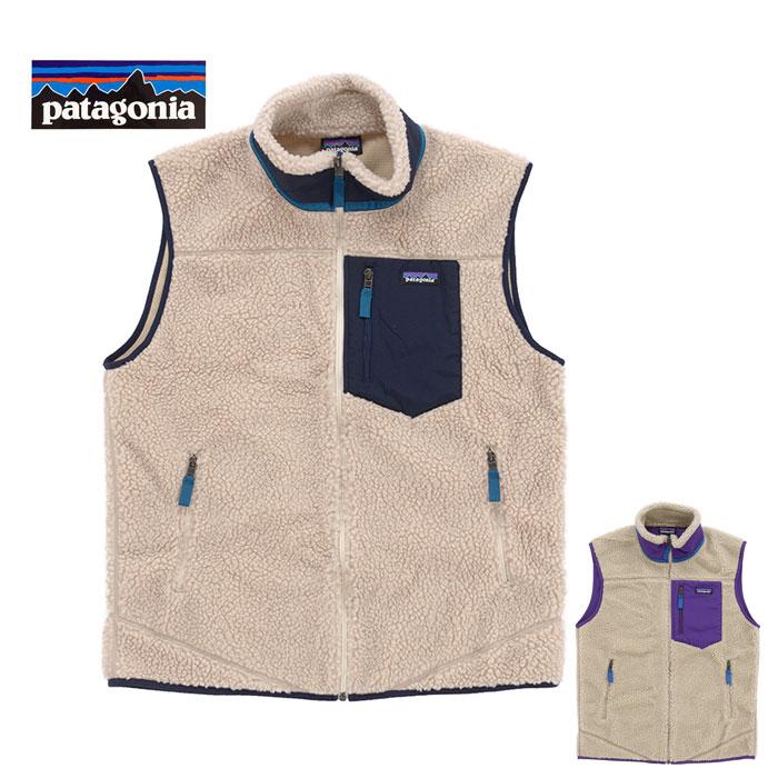 人気 おすすめ 2色展開 Patagonia パタゴニア Men's Classic Retro-X Vest 23048 NAT 激安通販ショッピング メンズ フリースベスト クラシックレトロX アウトドア パープル pat0074 売れ筋 ナチュラル PEPU
