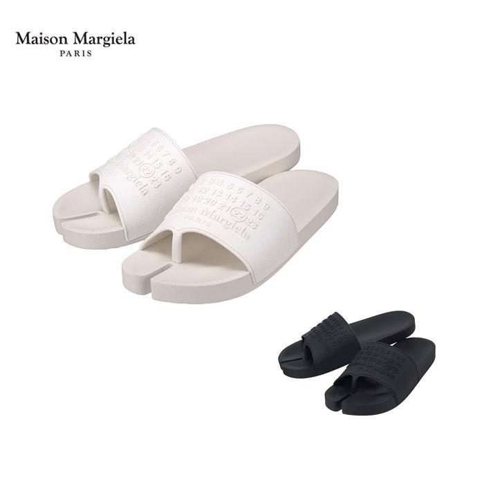 Maison お得 Margiela メゾン マルジェラ Cibatta S57WX0075 引き出物 P4027 mgl0125 T8008 シャワーサンダル 足袋 サンダル T1007