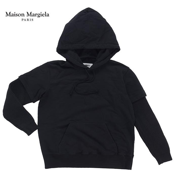 MM6 Maison Margiela メゾン マルジェラ エムエムシックス S52GU0136 即納送料無料 パーカー S25337 発売モデル 900 レディース mgl0145 フーディー スウェット