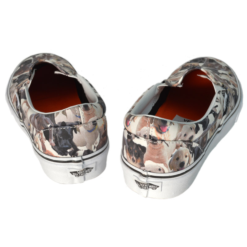VANS x ASPCA CLASSIC SLIP-ON VN-0 18DHF2 vans classic American animal welfare society Sneakers Shoes slip-on dog dog
