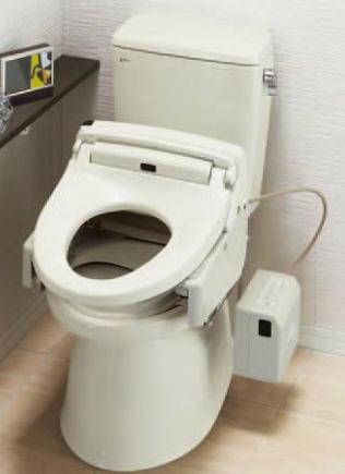 リクシル LIXIL 福祉用具 シャワートイレ便座昇降装置 おしリフト