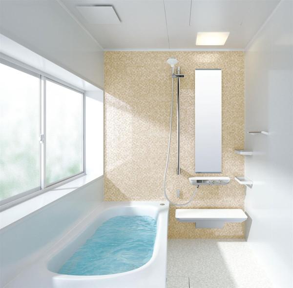 ユニットバス システムバス バスルーム 浴室 お風呂 リフォーム 新築 施主支給 低価格化 リフォーム認定商品 Pタイプ HTV1717UPX1 トートー 組立パック 戸建用 オンラインショッピング 1717サイズ サザナ TOTO リリパ