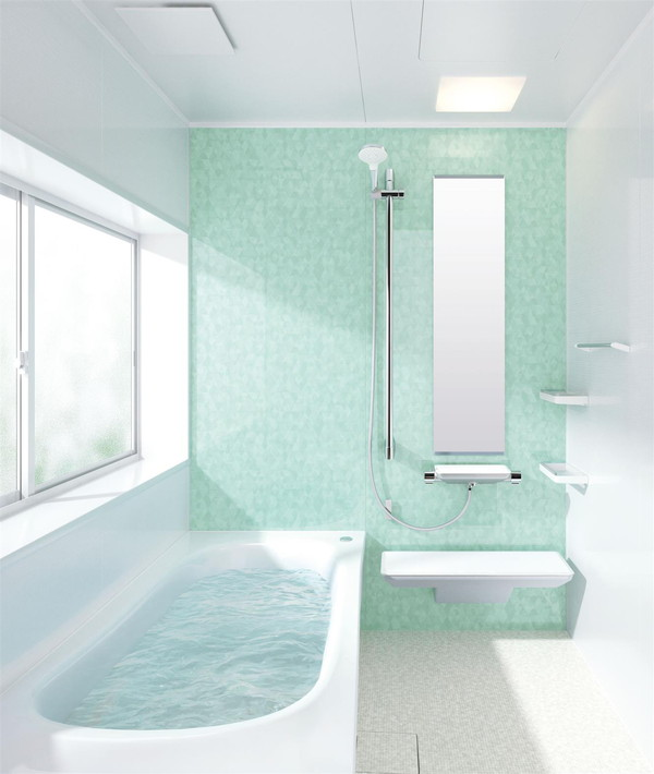 ユニットバス システムバス 信託 バスルーム 浴室 お風呂 リフォーム 新築 施主支給 リフォーム認定商品 サザナ Tタイプ 2020モデル 戸建用 1616サイズ リリパ トートー 組立パック TOTO HTV1616UTX1