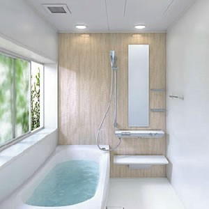 【商品のみ】 TOTO システムバスルーム サザナ 戸建用 プレミアムHGシリーズ Wタイプ 1620サイズ 1.25坪サイズ HGV1620UWX1 基本仕様 お風呂