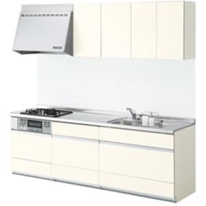 LIXILシステムキッチン アレスタI型 食洗機なし 奥行650 間口1650リリパの1DAYリフォームパック