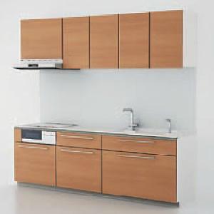 TOTO システムキッチン ザ・クラッソ I型スリム基本プラン 間口1800 食洗機なし 1A・1Bリリパのリフォームパック