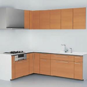 TOTO システムキッチン ザ・クラッソ L型基本プラン 間口2700×1800食洗機なし 1A・1Bリリパのリフォームパック