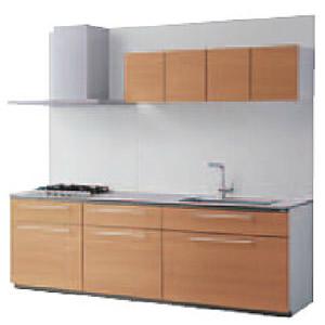 TOTO システムキッチン ザ・クラッソ I型ユーロプラン 間口2400 食洗機なし 1A・1Bリリパのリフォームパック