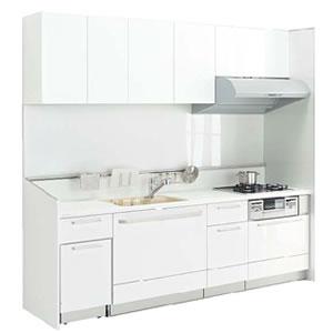 トクラス システムキッチン ベリー キッチン リフォーム I型デュアルワークプラン 食洗機なし 間口2400 扉シリーズE・C【商品のみ】